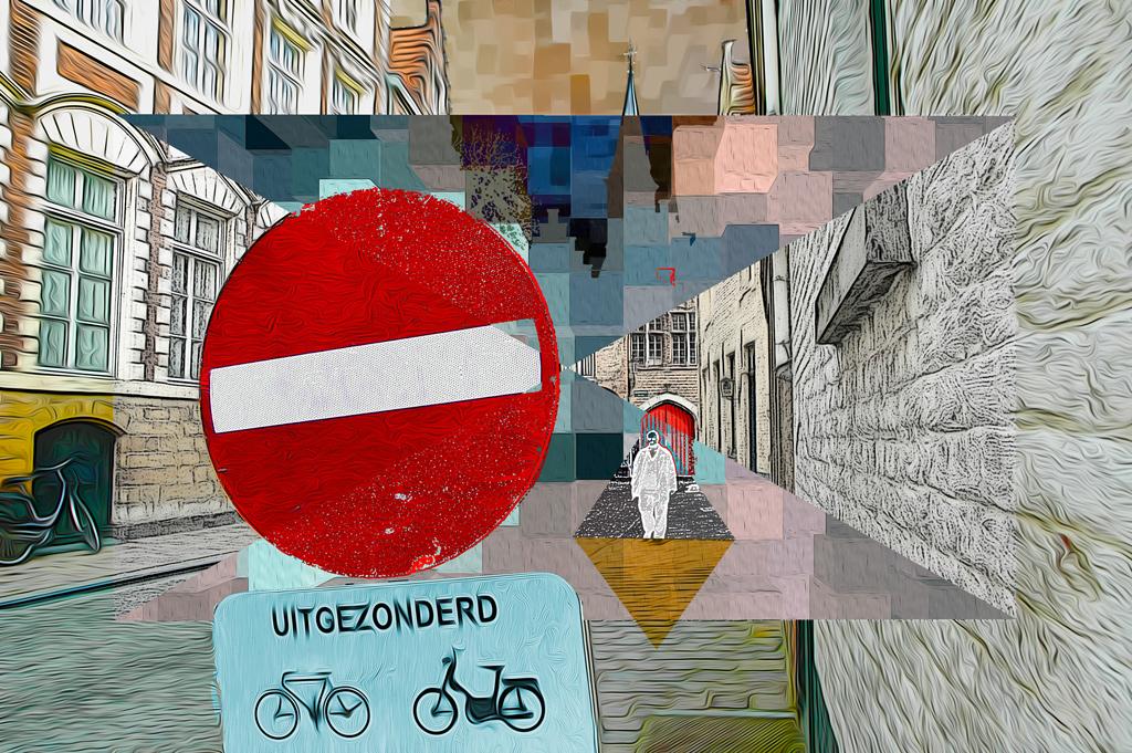 Dutch Street © 2014 by Yolanda V. Fundora. All rights reserved.